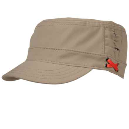 prAna Zion Cadet Hat (For Women) in Dark Khaki - Closeouts