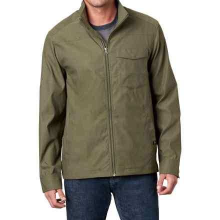 prAna Zion Jacket (For Men) in Cargo Green - Closeouts