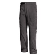 prAna Zion Pants - Stretch (For Men) in Asphalt - Closeouts