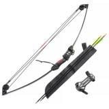Precision Shooting Equipment Explorer Compound Bow Starter Set - Youth