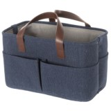 Premiere Living Rectangle 3-Pocket Utility Tote - Small