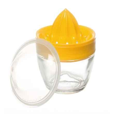 Prepara Juicy Juicer in Yellow - Closeouts