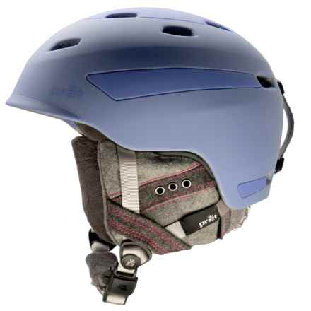 Pret Facet Snowsport Helmet (For Women) in Wisteria - Closeouts