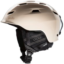 Pret Luxe Snowsport Helmet (For Women) in Cashmere - Closeouts