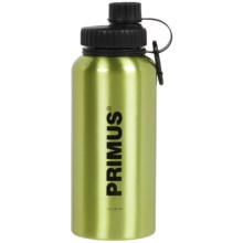 Primus Aluminum Water Bottle - BPA-Free, 1L in Green - Closeouts