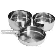 Primus Gourmet II Cook Set - 3 Piece in See Photo - Overstock