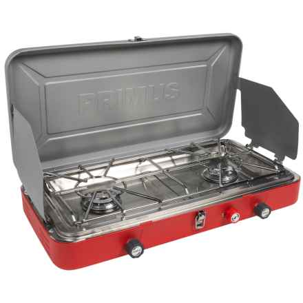 Primus Profile 2-Burner Stove in Red - Closeouts