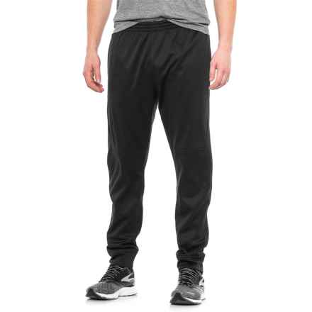 Prince Fleece Joggers (For Men) in Black - Closeouts