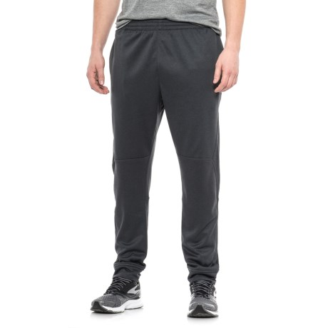 Prince Fleece Joggers (For Men) in Charcoal Heather