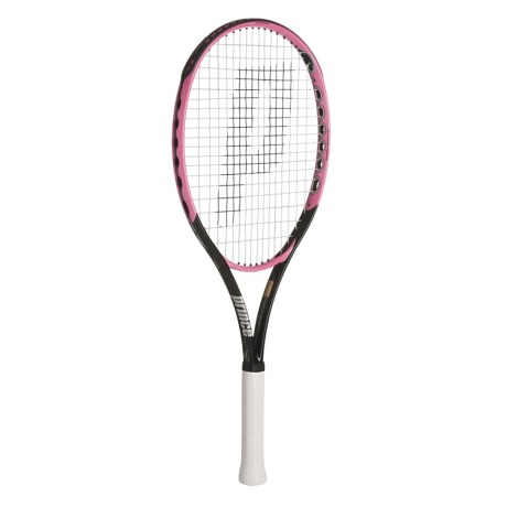 Prince Sharapova Tennis Starter Kit (For Women) in Black/Pink