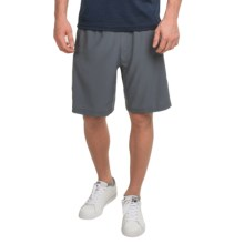 """Prince Stretch Woven 9"""" Shorts (For Men) in Charcoal - Closeouts"""