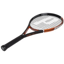 Prince Thunder Dome 110 ESP Strung Tennis Racquet in Black/Copper - Closeouts