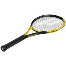 Prince Thunder Scream 105 Strung Tennis Racquet in Black/Yellow - Closeouts