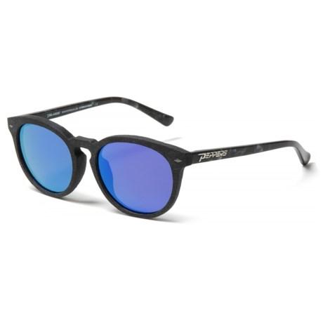 Princeton Sunglasses - Polarized Mirror Lenses (For Women)