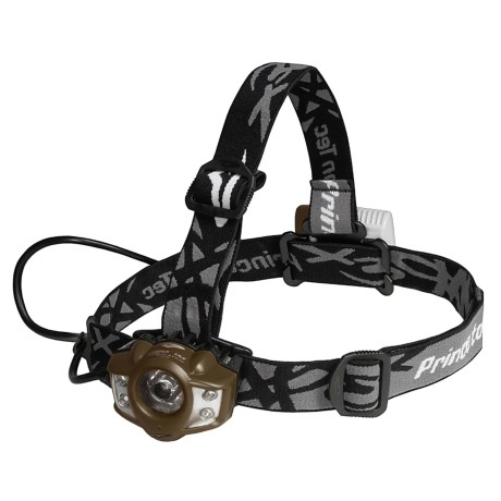 Princeton Tec Apex Pro Headlamp - 200 Lumen in Olive Drab