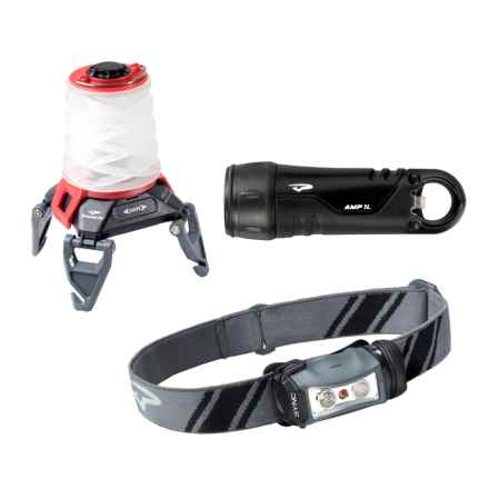 Princeton Tec Backcountry LED Light Kit in Red - Closeouts