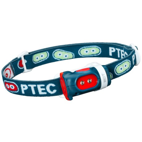 Princeton Tec Bot Headlamp - 15 Lumens (For Kids) in Blue