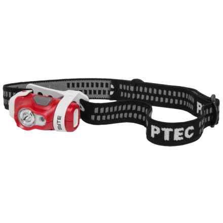 Princeton Tec Byte LED Headlamp - 70 Lumens in Red - Closeouts