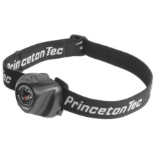 Princeton Tec EOS LED Headlamp in Black - 2nds