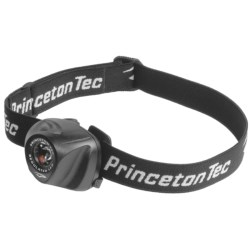 Princeton Tec EOS LED Headlamp in Black