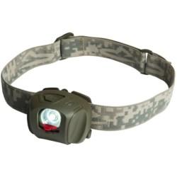 Princeton Tec EOS Tactical Headlamp in Olive Drab