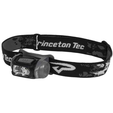 Princeton Tec Remix LED Headlamp - 125 Lumens in Black W/White/White/White Led - Closeouts