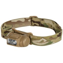 Princeton Tec Remix LED Headlamp in Multicam/Green Led - Closeouts