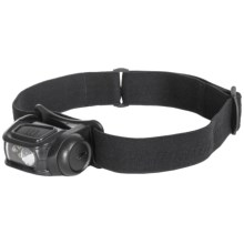 Princeton Tec Remix Pro LED Headlamp - 125 Lumens in Black/Blue Led - Closeouts
