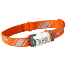 Princeton Tec Sync Headlamp - 90 Lumen in White/Orange - Closeouts