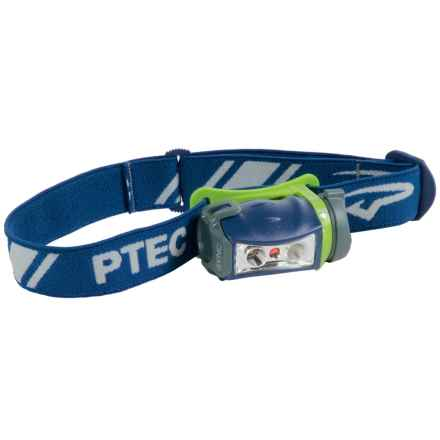 Princeton Tec Sync Headlamp - 90 Lumens in Blue - Closeouts