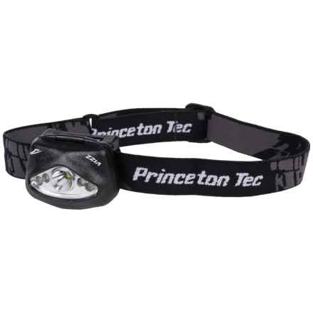 Princeton Tec Vizz LED Headlamp - 205 Lumens in Black - Closeouts