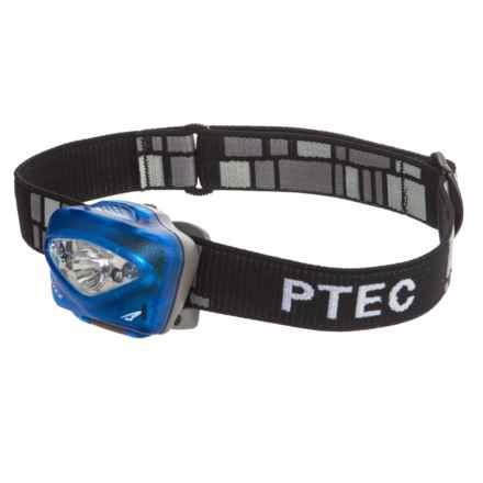 Princeton Tec Vizz LED Headlamp - 205 Lumens in Blue - Closeouts