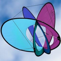 Prism Kite Technology EO Atom Kite - Single Line in Ice