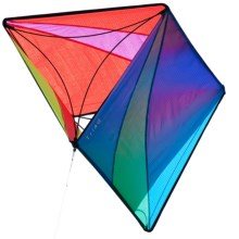 Prism Kite Technology Triad Kite - Single Line in Spectrum - Closeouts