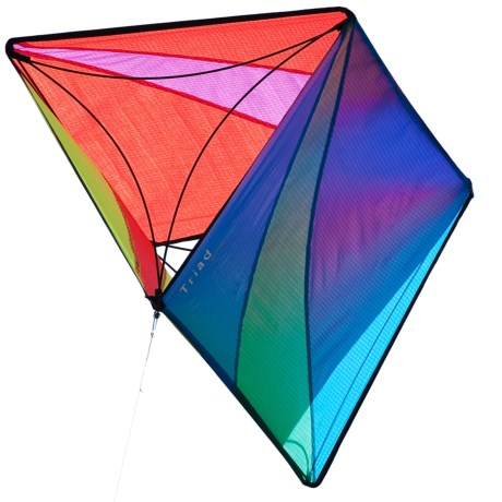 Prism Kite Technology Triad Kite - Single Line in Spectrum