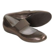 Privo by Clarks Devine Light Shoes - Mary Janes (For Women) in Smooth Pewter - Closeouts