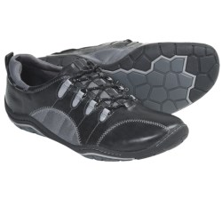 Privo by Clarks Freeform Sneakers - Leather (For Women) in Black