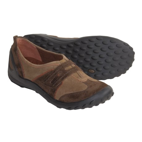Privo by Clarks Nahla Shoes - Slip-Ons (For Women) in Brown