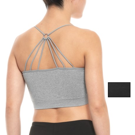 58423572d8 Pro-Fit Circle Back Sports Bra (For Women) - Save 50%
