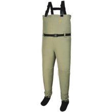 Pro Line Wallkill Chest Waders - Stockingfoot (For Men and Women) in Green - Closeouts