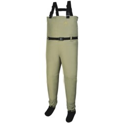 Pro Line Wallkill Chest Waders - Stockingfoot (For Men and Women) in Green