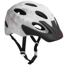 Pro-Tec Cyphon SL Mountain Bike Helmet in White Acid - Closeouts