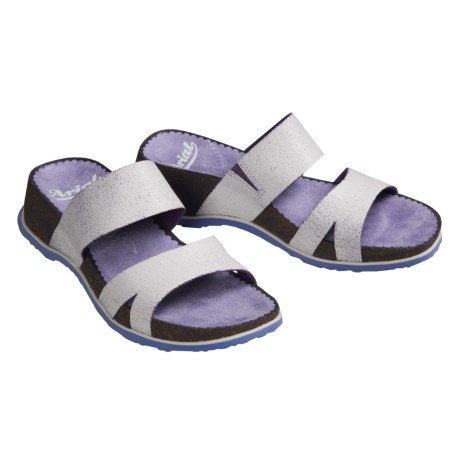 Ariat Flame Sandals - Crackle Leather (For Women)
