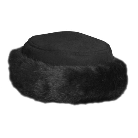 Betmar Nordic Princess Hat - Faux Fur (For Women)