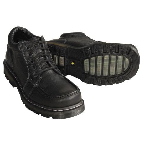 The Most Comfortable Work Shoes Ever - Dr. Martens Kyle 5-Eye Boots (For Men) - Review By ...