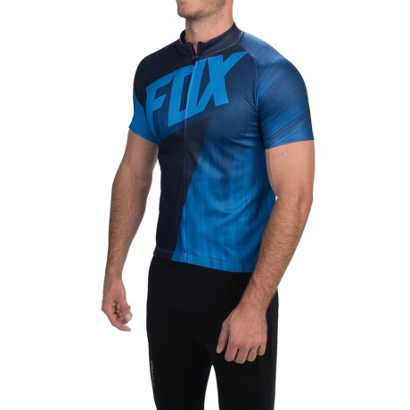 Fox Racing Livewire Cycling Jersey - Short Sleeve (For Men)