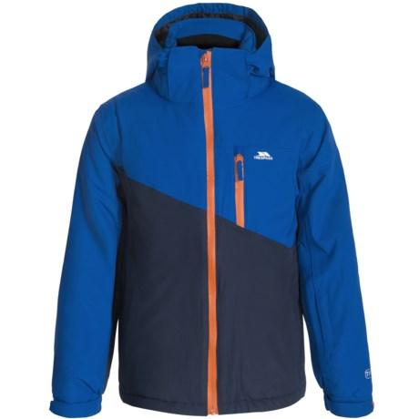 Trespass Keelan Ski Jacket - Waterproof, Insulated (For Little Boys)