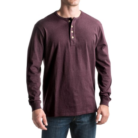 Pendleton Deschutes Henley Shirt - Long Sleeve (For Men)