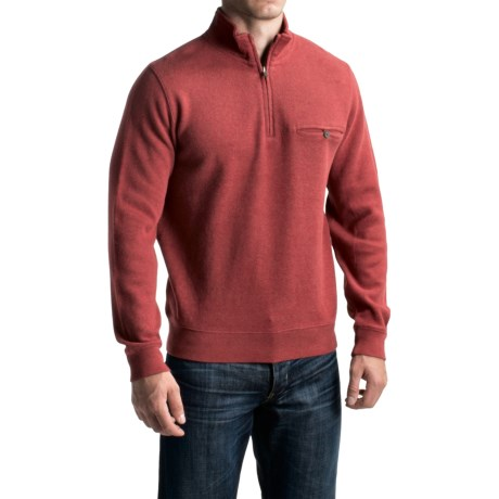Pendleton Siletz Bay Sweater - Zip Neck (For Men)
