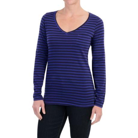 Columbia Sportswear Everyday Kenzie V-Neck Shirt - Long Sleeve (For Women)